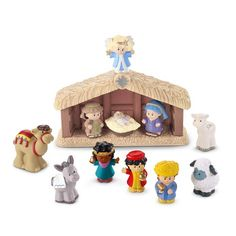 Fisher-Price Little People Nativity Playset Fisher-Price http://www.amazon.com/dp/B00FE470VE/ref=cm_sw_r_pi_dp_Ccclub1FP9QTV