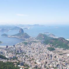 As a tourist, there is a lot to do & see in Rio de Janeiro, Brazil. If you only have a few days to wander the city, here are our top recommendations. Backpacking South America, Backpacking Europe, Ecuador, Brazil Wallpaper, Aerial Photography, Places To Travel, Ecommerce, Around The Worlds, Island