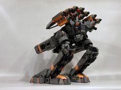Lego Mecha, Archangel Michael by SnowLeopard, via Flickr