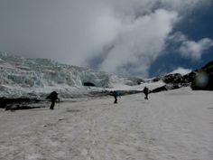 Expedición Campo de Hielo Sur - Paso Mar   Explore & Share - Comunidad de Trekking