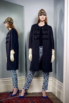 Clements Ribeiro | Pre-Fall 2012 Collection | Vogue Runway