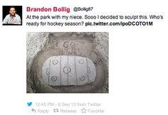 Bollig sounds like a teddy bear off the ice. He's soooo great.