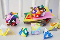 kinoko: Origami
