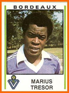 Marius tresor, Girondins Bordeaux