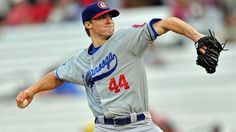 Ross Stripling, Chattanooga Lookouts