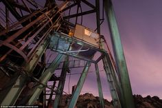 Beautiful photo of the disaster that was Santa Susana Field Laboratory, located on the outskirts of Simi Valley.  By Scott Haefner