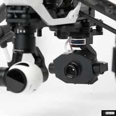 Thermal Gimbal With Quick release System (Including FLIR Camera)FLIR 336 kamera, lens. DJI Inspire 1 kompatibilis ready to fly Keresd webáruházunkban,vedd meg raktárkészletről www. Drones, Lens, Inspire, Klance, Lentils