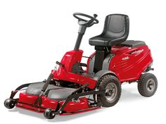 electric riding lawn mower reviews