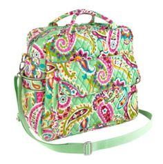 Convertible Baby Bag | Vera Bradley-My new Vera Baby Bag I won from Inscriptions! Can't wait to get it:)