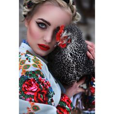 Back to folklore ❤ liked on Polyvore featuring models and people