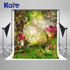 Find More Background Information about KATE Photo Background Photography Scenic Backdrops Fariy Tale Forest Background Mushroom Newborn Backdrops Green Background,High Quality forest background,China green background Suppliers, Cheap photo background from Marry wang on Aliexpress.com