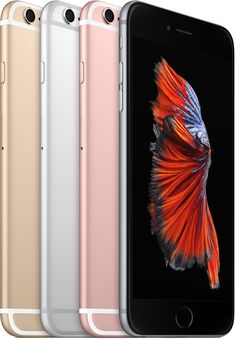Pre-order iPhone 6s and iPhone 6s Plus - Apple