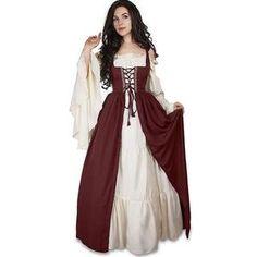 Renaissance Festival Costumes, Renaissance Clothing, Renaissance Outfits, Italian Renaissance Dress, Renaissance Fashion, Medieval Outfits, Vintage Outfits, Vintage Clothing, Medieval Dress