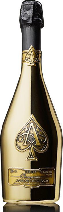 Ace of Spades Champagne nigga