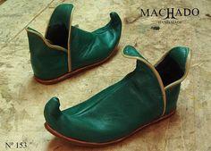 Sapato Medieval José Machado   Flickr - Photo Sharing!