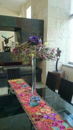 Diseño Floral Centro de Mesa disenonatural7@hotmail.com