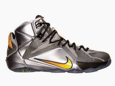 THE SNEAKER ADDICT: Nike LeBron 12 Flight Sneaker Available Now (Detai...