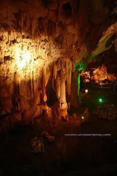 Maharani Cave#7 - @ Tuban City - East Java - Indonesia