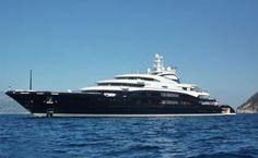 "Bill Gates' vacation rental: ""The SERENE"", a stunning 450-foot boat he's renting from Stolichnaya vodka magnate Yuri Scheffler for a cool $5 million per week."