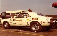 We learned from Brett Kepner while in drag racing school out at Gateway that the times exist because of Jenkins. 1968 Camaro, Chevrolet Camaro, Corvette, Nhra Pro Stock, Nhra Drag Racing, Chevy Muscle Cars, Vintage Race Car, Drag Cars, Car Humor