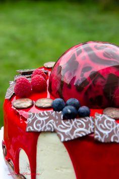 Torte Mirror glaze