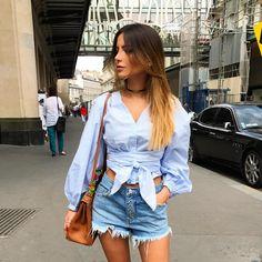 Brazilian Girl Style: Bárbara Lins » STEAL THE LOOK