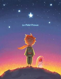 Le Petit Prince by Omar Lozano Little Prince Quotes, The Little Prince, Illustrations, Illustration Art, The Petit Prince, Cute Wallpapers, Fantasy Art, Fairy Tales, Street Art