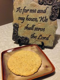 Easy recipes from bible times