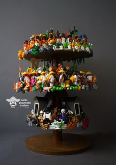 Toy Display, Display Ideas, Legendary Creature, Retro Toys, I Am Happy, Lego, Play Mobile, Folklore, Brick