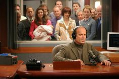 Frasier // ...you were listening too. Thank you.