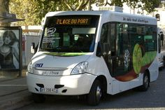 The OREAS all-electric minibuses are in operation throughout France including on the Paris bus network, the RATP.
