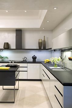 Interview With The Los Angeles Interior Designers Of Chimera Interiors Modern Kitchen. Love!