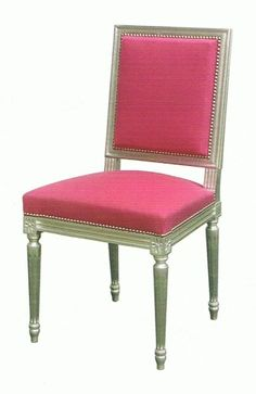 pink chair | the paris apartment