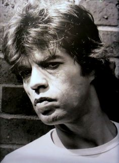 Mick Jagger, 1982. #TheRollingStones