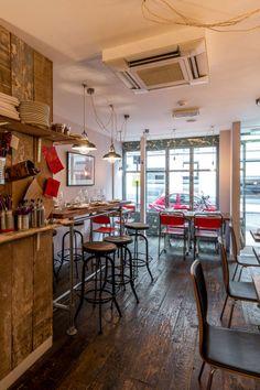 Pied Nus Restaurant, Marylebone | @styleminimalism