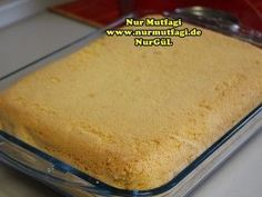 Very Shabing Simple Sponge Cake Ingredients 4 egg topping 1 cay bardagi + 1 feed . Sponge Cake Recipes, Salty Foods, Pastry Cake, Cake Ingredients, Turkish Recipes, Sweet And Salty, No Cook Meals, Amazing Cakes, Bakery