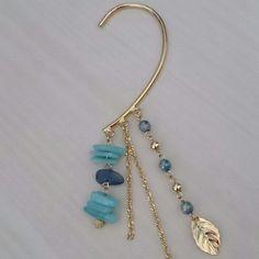 ハワイの海をイメージしたブルーのイヤーフック。鮮やかなアマゾナイトのブルーは、まるでラニカイの景色を思い出させるような綺麗な青。深い沖合いの海の色にも似たディ...|ハンドメイド、手作り、手仕事品の通販・販売・購入ならCreema。