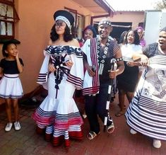 Xhosa traditional attire is another stripe of greatness in Africa yet the world's style trade. Like existing notable African prints and kitenge,Xhosa attire South African Traditional Dresses, Traditional Fashion, Traditional Outfits, Traditional Wedding, South African Fashion, Latest African Fashion Dresses, African Dresses For Women, African Wedding Attire, African Attire