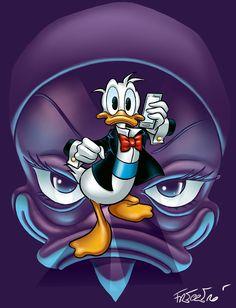 Walt Disney Pixar, Walt Disney Company, Disney Best Friends, Comic Art, Comic Books, Disney Duck, Book Logo, Duck Tales, Disney Addict