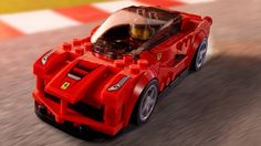 McClaren, Ferrari and porsche Lego sets are coming