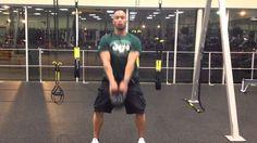 Good video demonstrating the proper technique for a Kettlebell swing