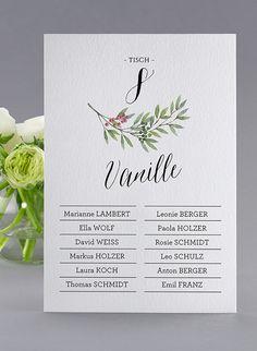 Hochzeitseinladung in Grautönen mit Siegel Olivenzweig