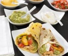 Przepis Burrito - Widok przepisu Dania główne z mięsa