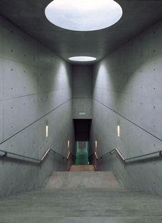 Benetton-Frabrica. Tadao Ando