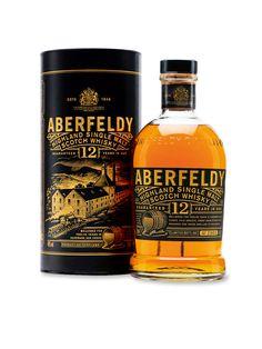 Aberfeldy - 12 y.o. Highland Malt Whisky