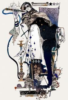 The Art Of Animation, Akiya_kageichi - . Art And Illustration, Illustrations And Posters, Kunst Inspo, Art Inspo, Fantasy Kunst, Fantasy Art, Charles Gleyre, Photo D Art, Art Graphique