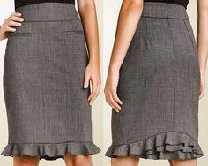 Resultado de imagen de vestidos veraniegos de tela chalis medianos