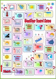 Weather Board Game