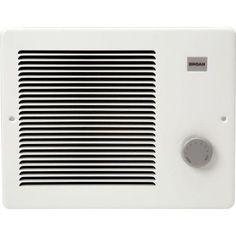 Broan Comfort-Flo 12 in. 1500-Watt Wall Heater-174 - The Home Depot