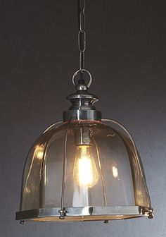 Avery Ceiling Lamp Antique Silver - CEILING LAMPS - Emac & Lawton
